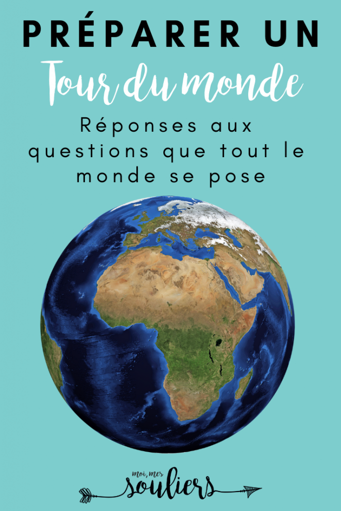FAQ tour du monde