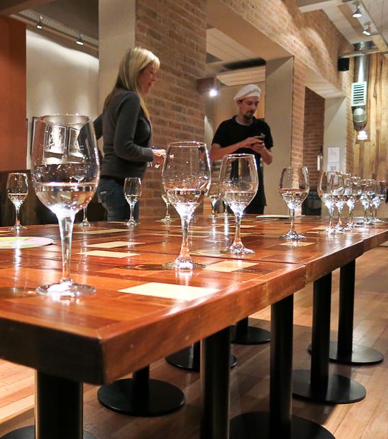 Jeu olfactif sur le vin - The Argentine Experience, Buenos Aires, Argentine