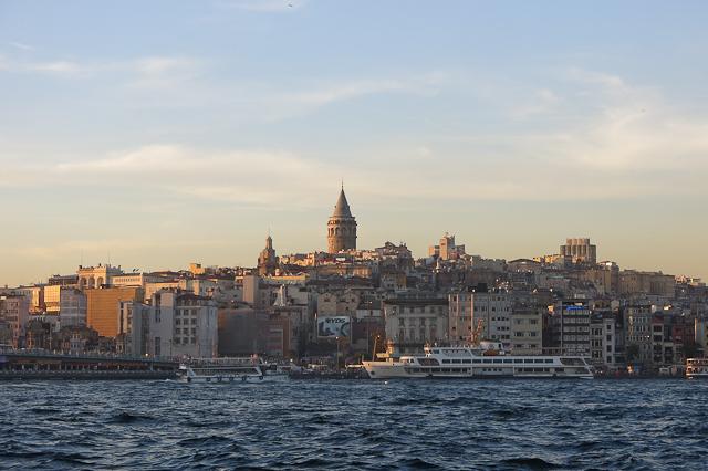 Les rives du Bosphore - Istanbul, Turquie