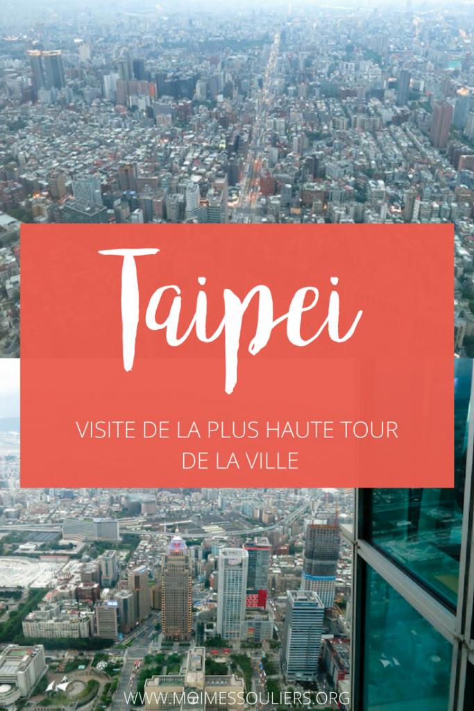 Taipei 101 - visite au coucher de soleil à Taiwan