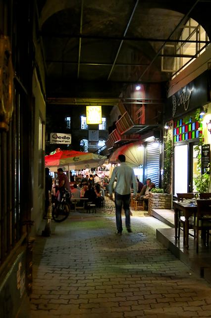 Vie de ruelle - Istanbul, Turquie