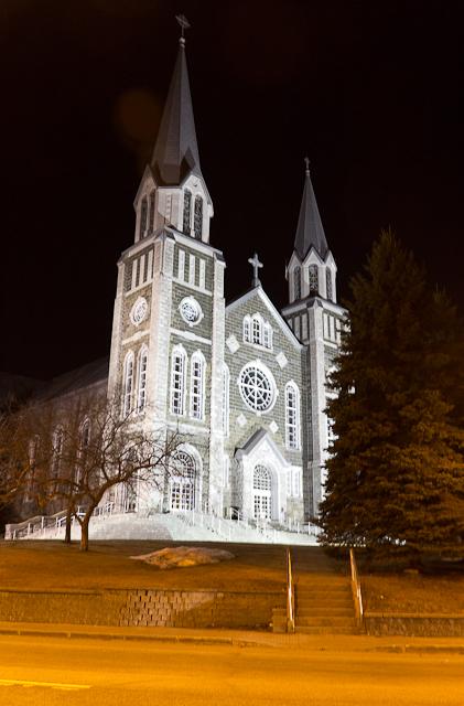 Église de Baie-St-Paul, Charlevoix