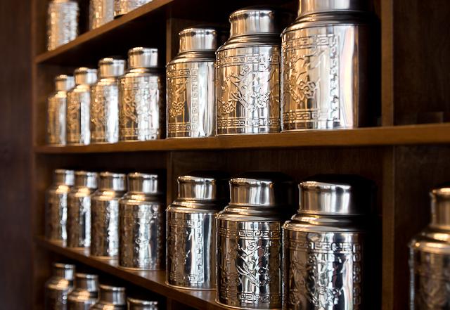 Boîtes de thé - Gatineau, Outaouais