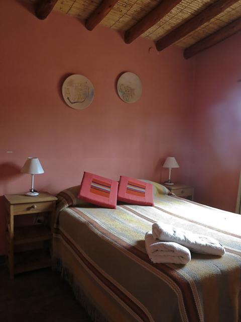 Chambre de l'Hostel El Sol - Humahuaca, Argentine