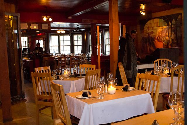 Meilleurs Restaurant Baie St Paul