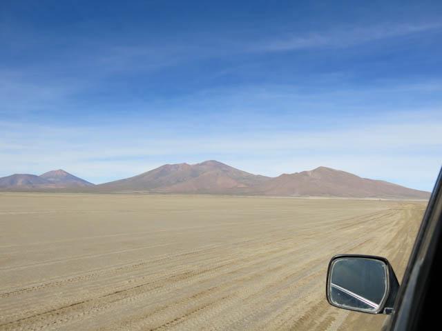 Des étendues à couper le souffle - Désert de sel - Salar d'Uyuni, Bolivie