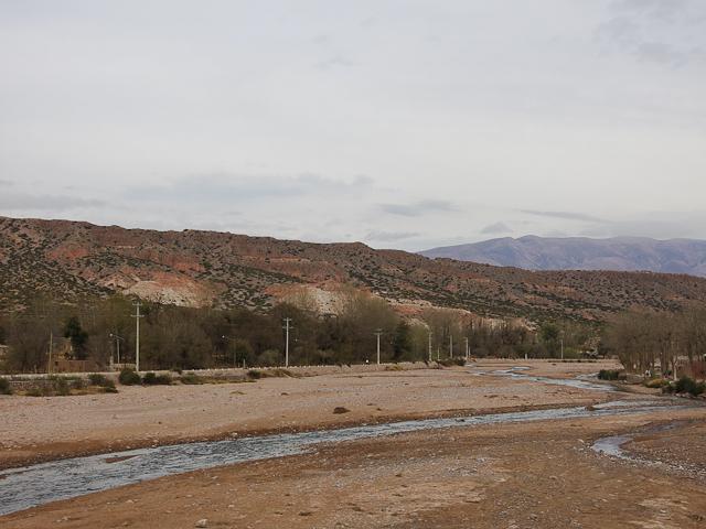 La Quebrada de Humahuaca, Argentine