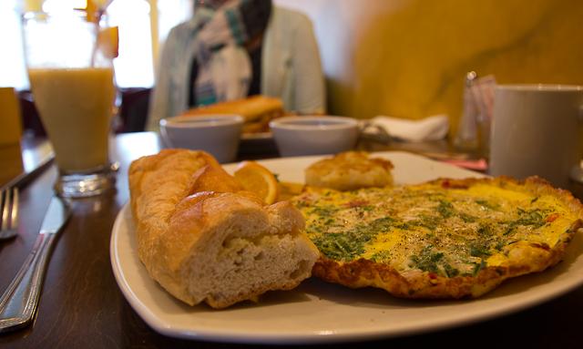 Omelette - Bistro Le Forain - Gatineau, Outaouais
