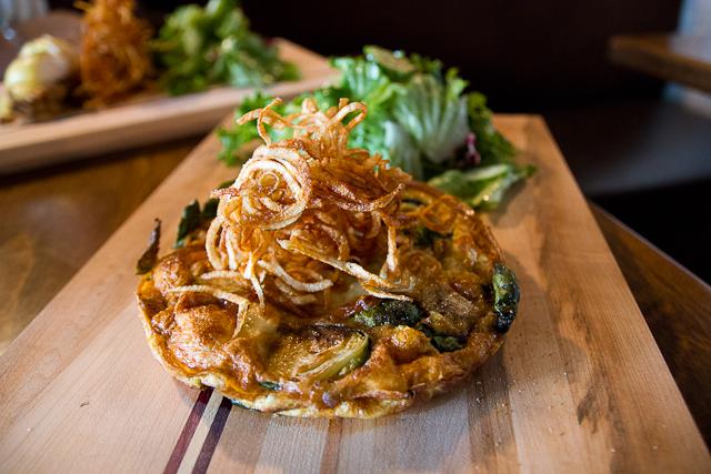 Omelette - Brut Cantina Sociale - Gatineau, Outaouais