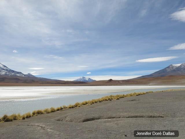 Paysage 2 - Désert de sel - Salar d'Uyuni, Bolivie