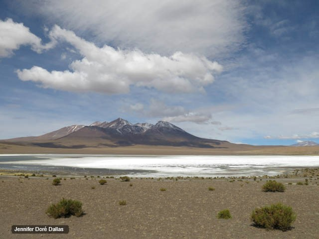 Paysage - Désert de sel - Salar d'Uyuni, Bolivie