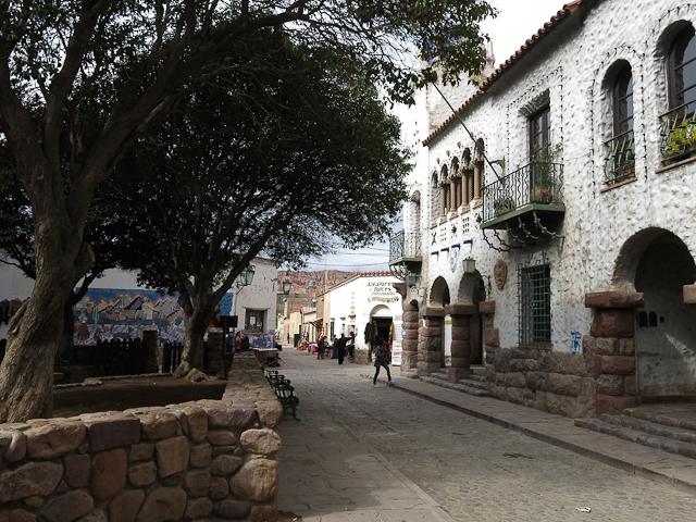 Petites allées - Humahuaca, Argentine
