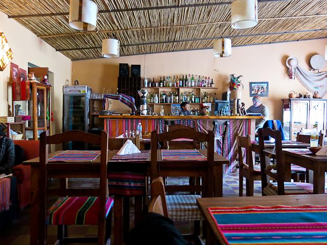Restaurant Pacha Manka - Humahuaca, Argentine