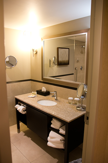 Salle de bains - Crowne Plaza Gatineau-Ottawa