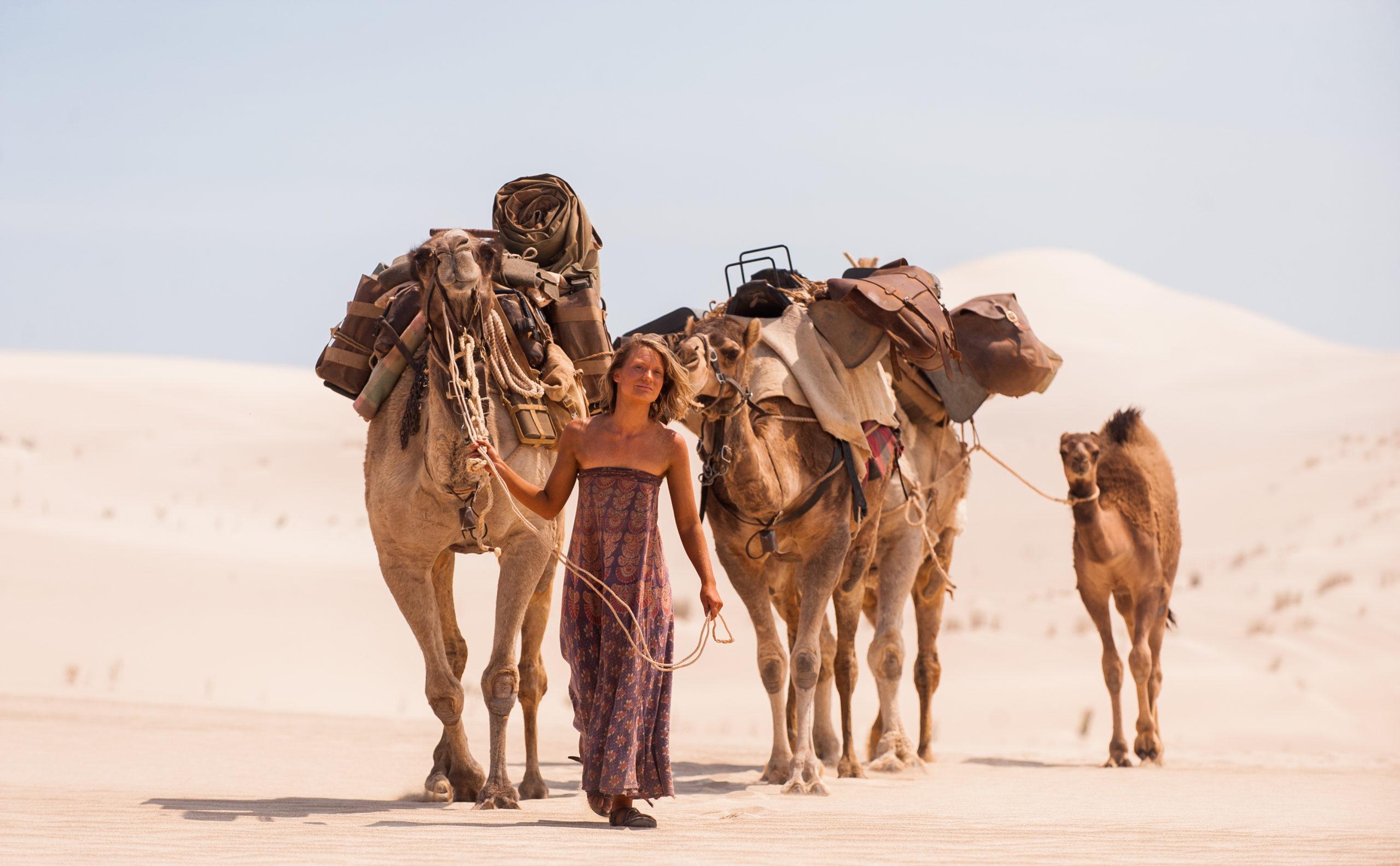 Tracks - Film d'aventure en Australie