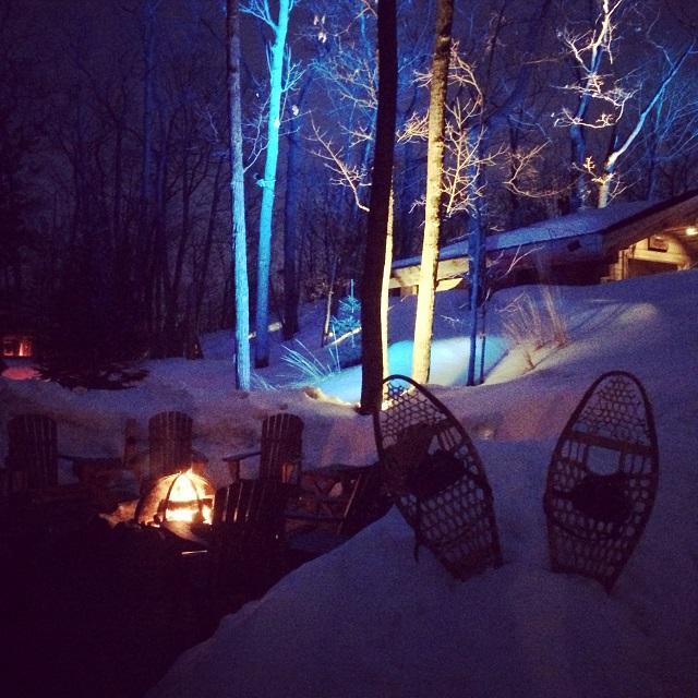 Une soirée lounge au Nordik Spa - Gatineau, Outaouais