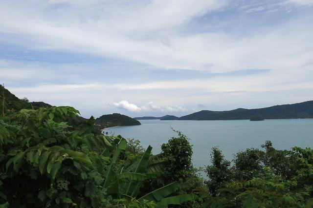 Au sommet des collines - Phuket