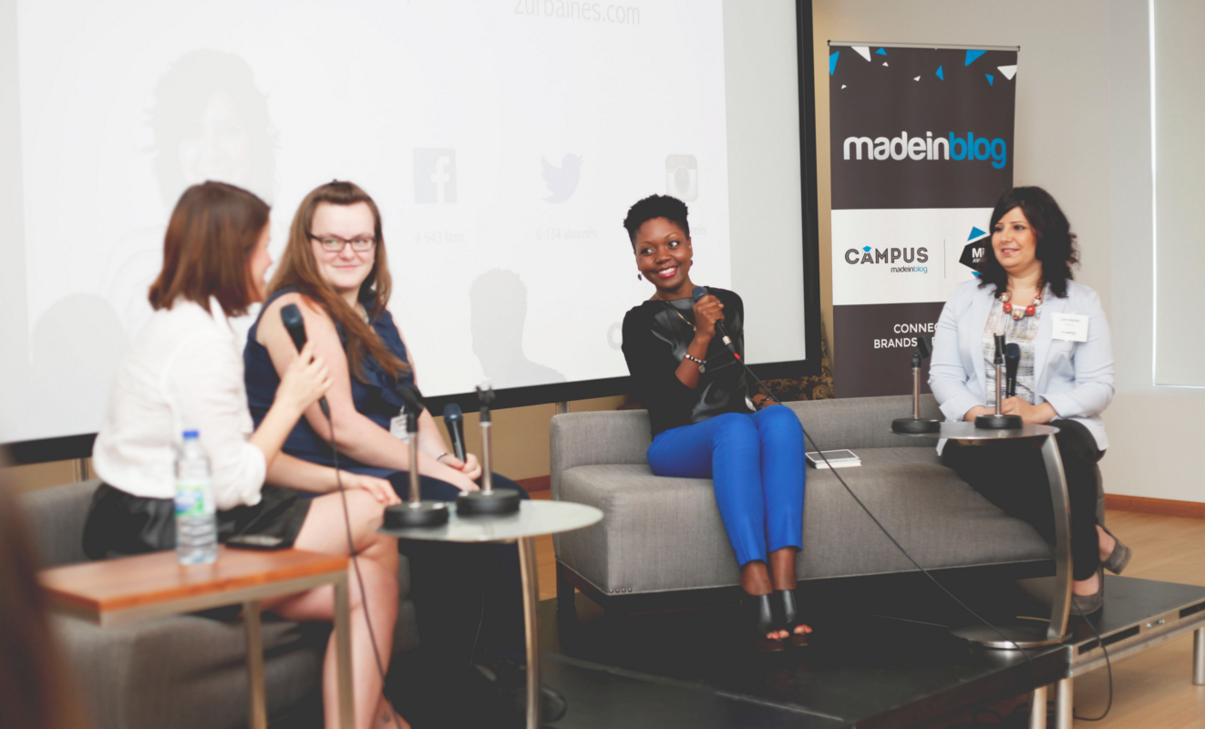 Made In Blog - Panel collaboratif - Source Maggie Boucher Photographie