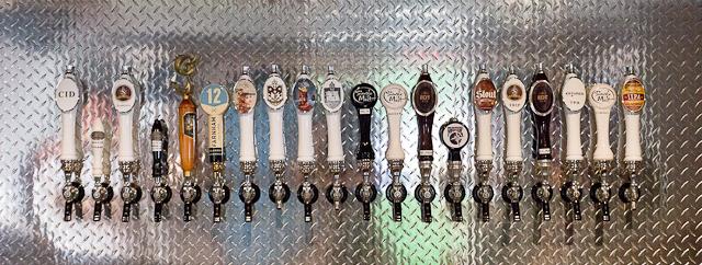 Choix de bières - Brasseurs de Montebello - Outaouais