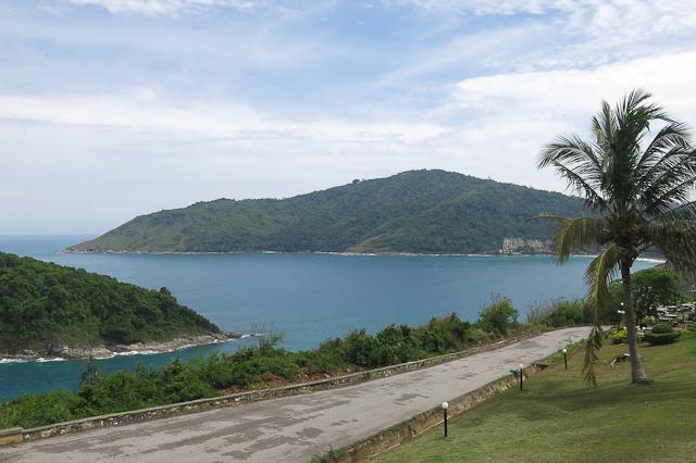 En route pour la pointe de l'île - Phuket
