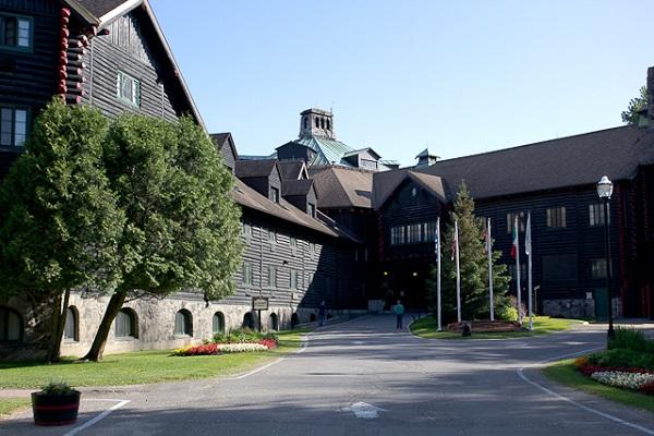 Fairmont Château Montebello en Outaouais