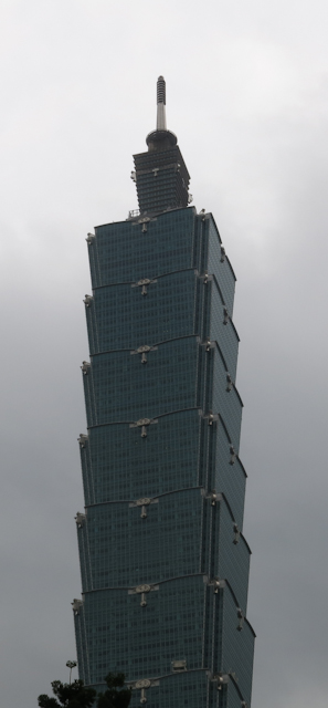La tour - Taipei 101, Taiwan