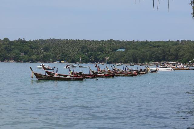 Sur la route - Phuket