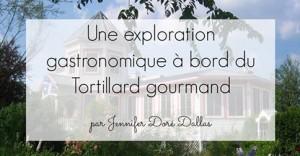 Une exploration gastronomique à bord du Tortillard gourmand