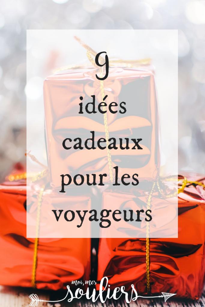 9 idées-cadeaux pour les voyageurs
