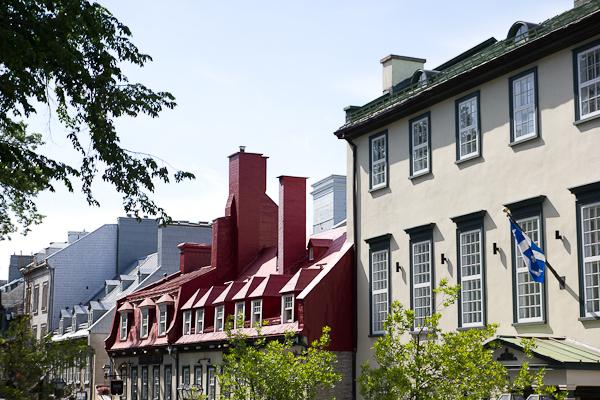 Centre infotouristique - Québec, Canada