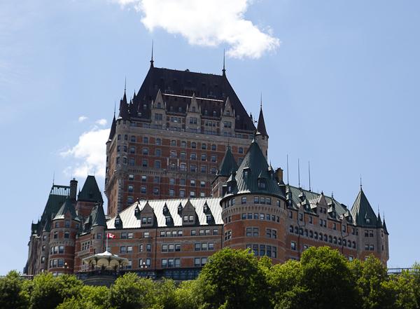 Château Frontenac - Québec, Canada