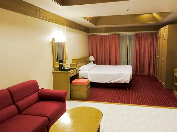 Chambre - Furama Silom - Bangkok, Thailande