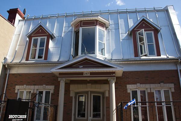Maison d'époque - Québec, Canada