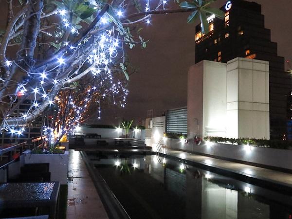 Piscine - Furama Silom - Bangkok, Thailande