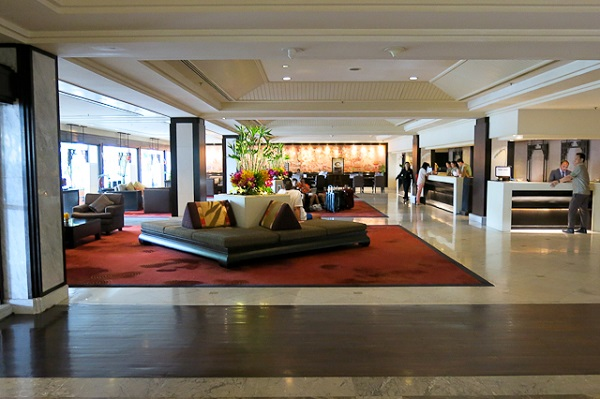 Réception - Anantara Riverside - Bangkok, Thailande