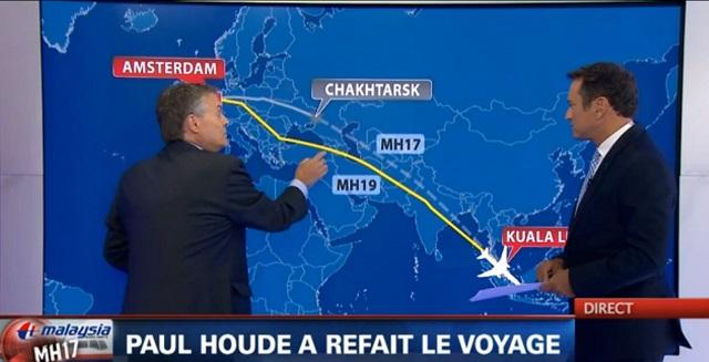 TVA Malaysia Airlines - Paul Houde