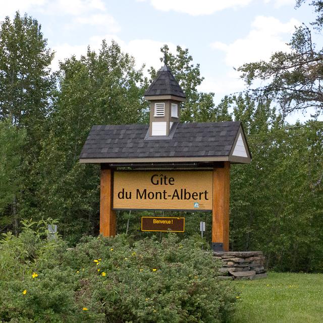 Auberge Gîte du Mont-Albert, Gaspésie