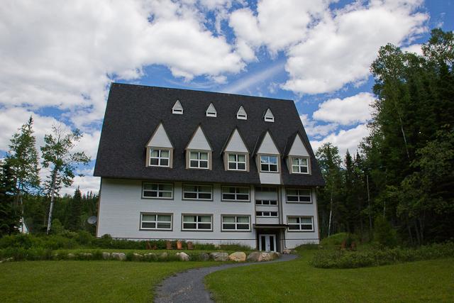 Autres chambres de l'Auberge Gîte du Mont-Albert, Gaspésie