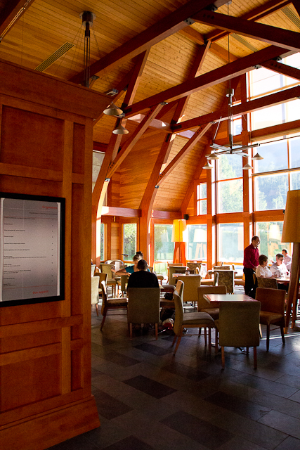 Bar de l'hôtel - L'Auberge Gîte du Mont-Albert, Gaspésie