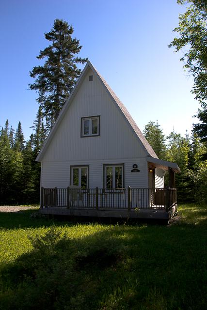 Chalet - L'Auberge Gîte du Mont-Albert, Gaspésie