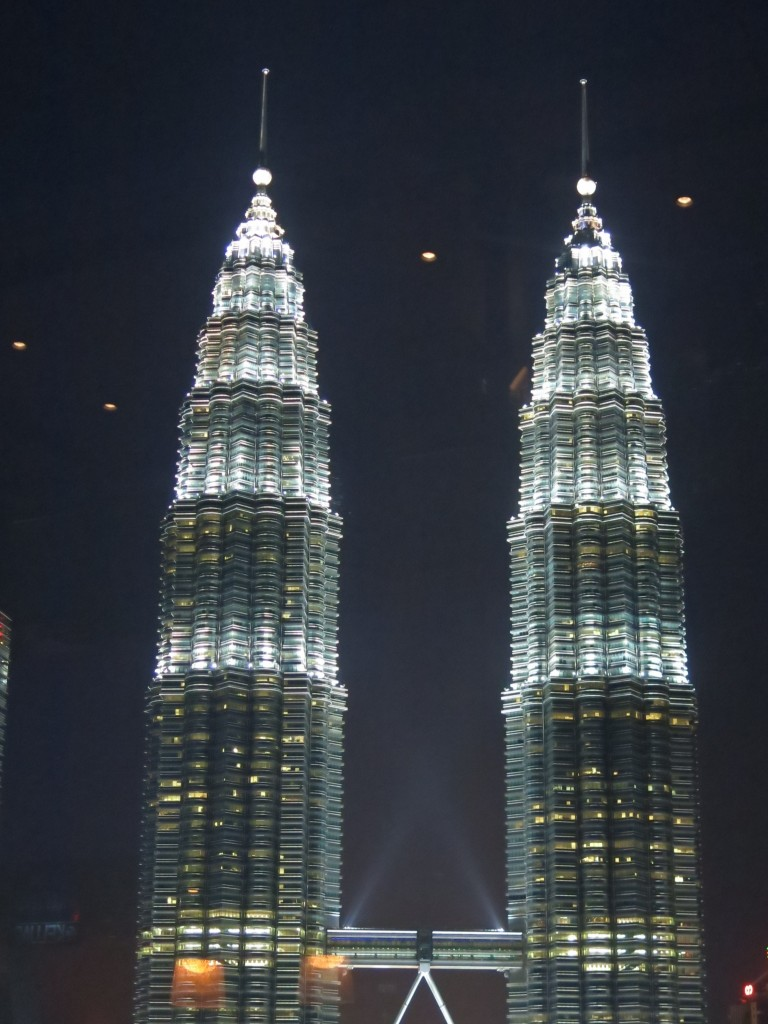 Tours Petrona - Kuala Lumpur, Malaisie