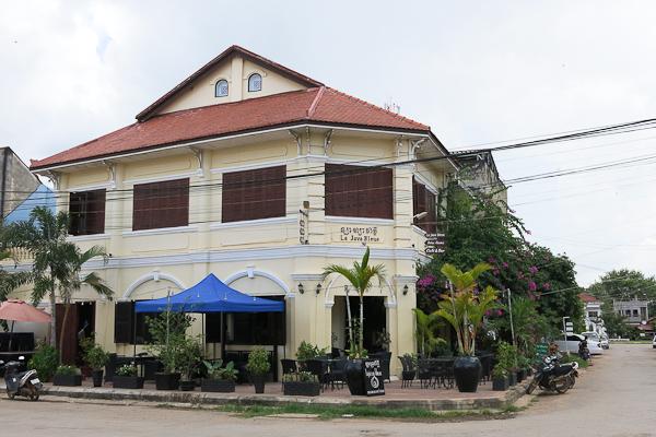 Java Bleue - Kampot, Cambodge
