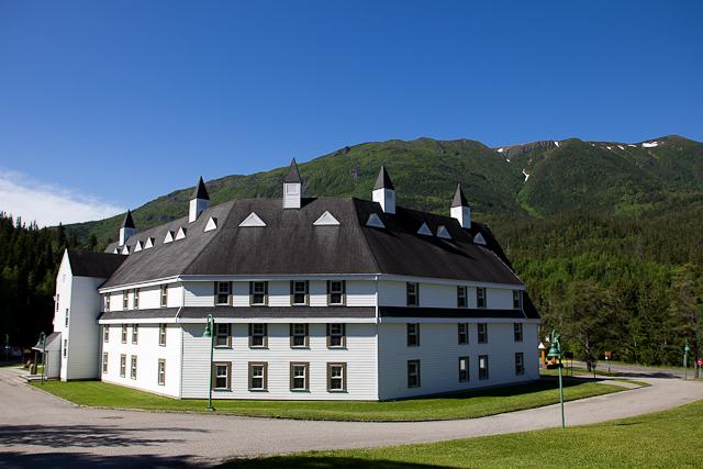 L'Auberge Gîte du Mont-Albert, Gaspésie