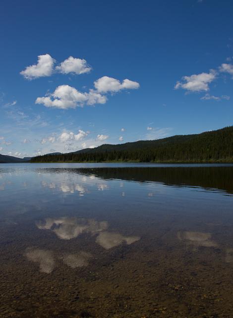Lac Cascapédia - L'Auberge Gîte du Mont-Albert, Gaspésie