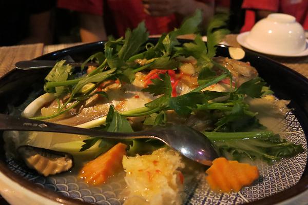Les légumes abondent dans la cuisine locale - Siem Reap Street Food By Night tour - Cambodge