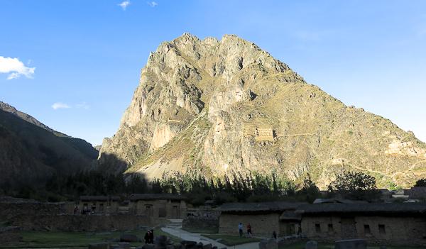 Mont d'Ollantaytambo - Vallée sacrée des Incas, Pérou