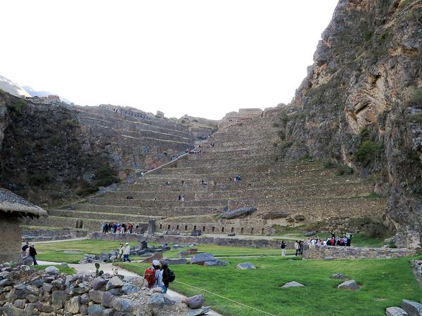 Ollantaytambo - Vallée sacrée des Incas, Pérou