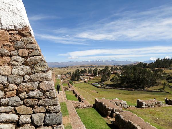 Paysage de la Vallée sacrée - Pérou