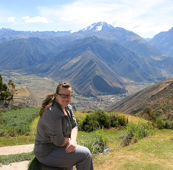 Petite pause en route - Vallée sacrée - Pérou