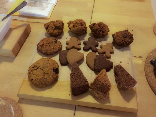 Petits biscuits divins à la Maison du Pain d'Épices - Lanaudière, Québec